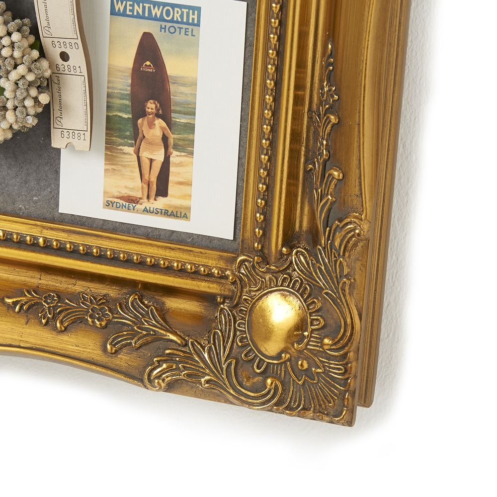 Small Round Picture Frames